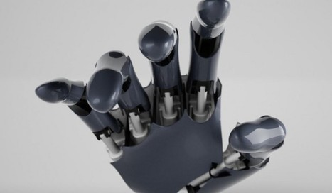 YouBionic – 3D Printed Bionic Arduino Controlled Prosthetic Hand is Coming Soon | ToolBox - Boîte à outils | Scoop.it