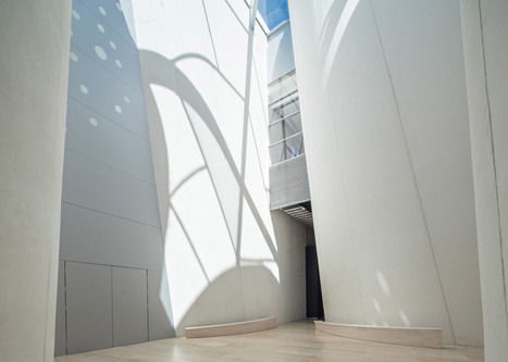 Toyo Ito uses FLUTED concrete walls to define Baroque museum | The Architecture of the City | Scoop.it