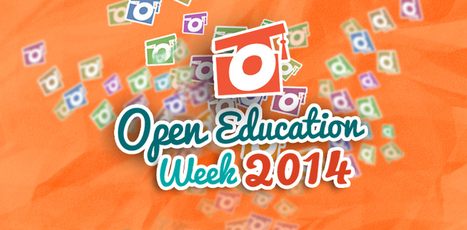 Open EducationWeek 2014 – A movement and opportunities it creates in teaching and learning worldwide. | Aprendizaje Rizomático - Rhizomatic Learning | Scoop.it