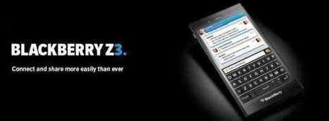 BlackBerry Z3 Plus Price and Features -Affordable Low cost smartphone | infobee | Scoop.it