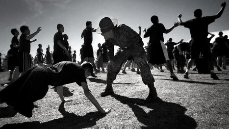 The Resilience Habit I Taught Thousands Of Army Drill Sergeants | Education and Training | Scoop.it