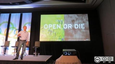Jim Whitehurst keynote recap: Open or die | opensource.com | JANUA - Open Source Identity Management | Scoop.it