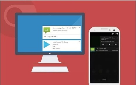 How to receive Android notifications on PC | AGOTTE News | Scoop.it
