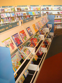The Indie Librarian: Face Out Shelving for Children | Teens, Youth & Libraries | Scoop.it