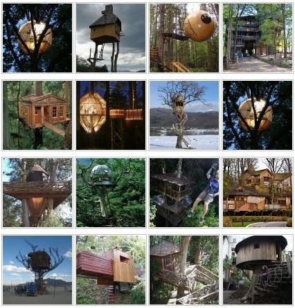18 of the world's most stunning treehouses | pablo_roman | Scoop.it