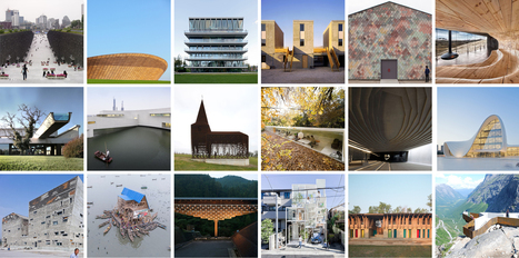 Editor's Choice: 50 ESSENTIAL Projects From Our Database | Today's Modern Architects and Architecture | Scoop.it