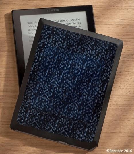 Avec Bookeen et Sun, lire au soleil servira aussi à recharger son lecteur ebook | Solutions et propositions écologiques | Scoop.it