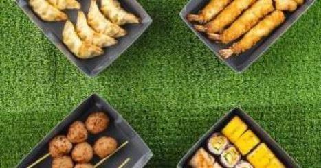 Le snacking au coeur du jeu durant l'#EURO2016 !   Agro, resto & co   Scoop.it