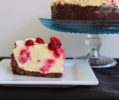 PicNic: Raspberry White Chocolate Cheesecake | Recipes | Scoop.it