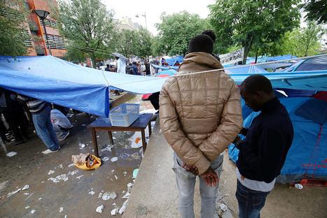 Projet de camp(s) pour les réfugiés à Paris : le DÉFI d'Anne Hidalgo à l'Etat   Le BONHEUR comme indice d'épanouissement social et économique.   Scoop.it
