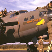 Check out these unpublished color photos of World War II American bomber crews | Things Past | Scoop.it