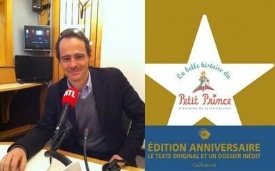 """Découvrez """"La belle histoire du Petit Prince"""" à l'occasion de ses 70 ans dans Laissez-vous tenter le 04-04-2013 sur RTL.   sonia adra   Scoop.it"""