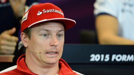 """Leave me alone, I know what I'm doing"" - the best of Raikkonen on race radio 