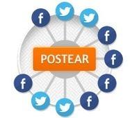 Programar publicaciones en Facebook y Twitter - Postcron   Linguagem Virtual   Scoop.it