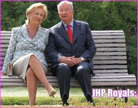 "JHPbyJIMIPARADISE™: Royals: Alberto II del Belgio ""scende"" dal trono...   JIMIPARADISE!   Scoop.it"
