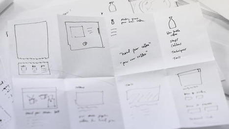The 8 Steps To Creating A Great Storyboard | UXploration | Scoop.it