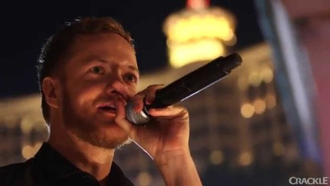 """Busking - """"Playing It Forward"""" with Imagine Dragons – Available on Crackle November 21 - YouTube 