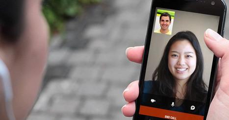 Cómo utilizar tu móvil como webcam en el ordenador   Educacion, ecologia y TIC   Scoop.it