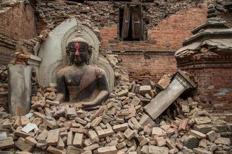 20 φωτογραφίες που αποκαλύπτουν το μέγεθος της καταστροφής στο Νεπάλ. | Politically Incorrect | Scoop.it