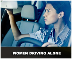 Are you a woman? And are you driving alone? Know how to protect yourself | Carservicing4less Ltd | Scoop.it