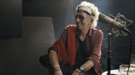 Keith Richards on life before the Stones started rolling - BBC News | ☊ ☊ Harmony60 Music ☊ ☊ | Scoop.it