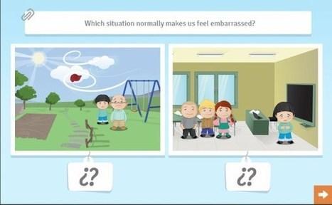 Juegos para aprender las emociones. Emotional learning games.   Aulautista   NEE   Scoop.it