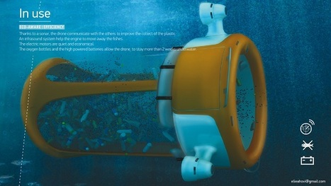 Marine Drones Wanted to Rid the Gulf Seas of Billions of Tons of Plastic -   OUR OCEANS NEED US   Scoop.it