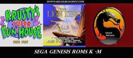 Sega Genesis Roms K - M | Game Dingdong | Scoop.it