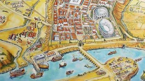El puerto fluvial, la razón de ser de Córdoba   Roma Antigua   Scoop.it