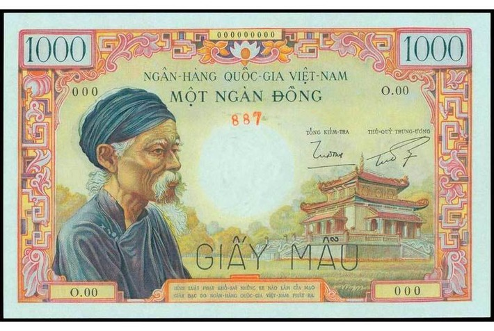 The old man you have to see: Vietnamese banknotes to sell at Spink | Art Daily | Kiosque du monde : Asie | Scoop.it
