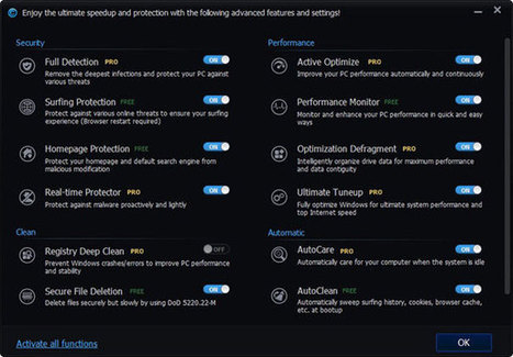 Advanced SystemCare 7 PRO Coupon Code: Discount 80% | Software - Free Download, Giveaway and Coupon Promo | Scoop.it