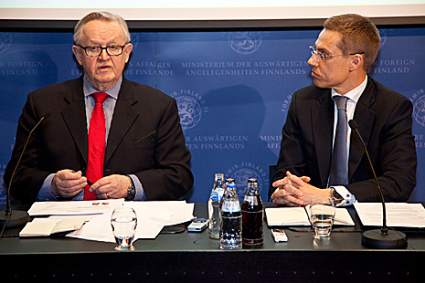 Ahtisaari Days make Finnish peace mediation work known - Ministry for Foreign Affairs of Finland: Current affairs | Finland | Scoop.it