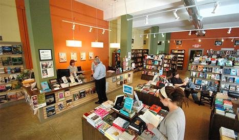 Why Indie Presses Are Opening Bookstores | Librairie & Bookshop | Scoop.it