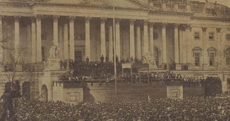 Ultra Rare Photo of Abraham Lincoln's First Inauguration Sells for $27,500 | xposing world of Photography & Design | Scoop.it