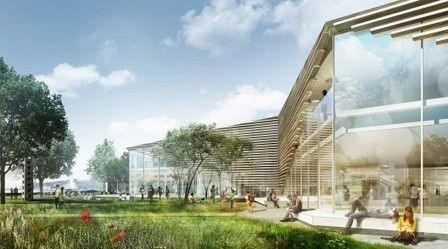 New Culture Centre and Library Winning Proposal | SocialLibrary | Scoop.it