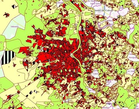Intégration du PLUi de la CUB dans le Géoportail Aquitain de l'Urbanisme PIGMA | GIS, data, BI, IT | Scoop.it