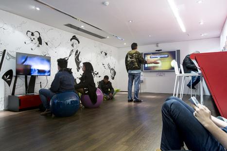La bibliothèque, ce lieu qui se réinvente avec le numérique | Bibliothèque et Techno | Scoop.it