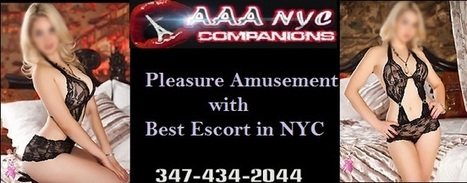 Find Best Escort in NYC for Flexible Companionship | New York City Escort | Scoop.it