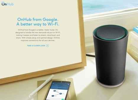 Google podría lanzar nuevo router WiFi bajo su propia marca, según informes | Aprendiendoaenseñar | Scoop.it