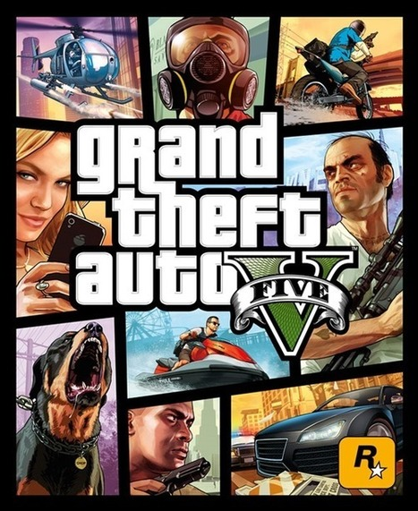 GTA 5 For Xbox 360 And PS3 Will Require An 8GB Install Before Playing | Comic Books, Video Games, Cartoons | Scoop.it