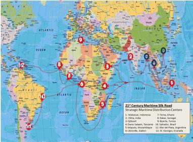 L'Afrique à la veille de l'émergence économique? | Intelligence stratégique et économique | Scoop.it