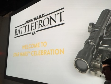 Star Wars: Battlefront: We Get A Detailed Look At The Actual Gameplay | Playstation 4 (PS4) - PS4.sx | Playstation 4  |  PS4.sx | Scoop.it