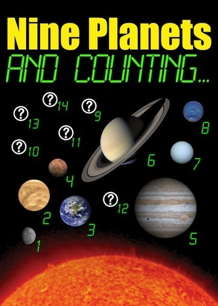 Nine (Eight) Planets and Counting   Astronomy   Scoop.it