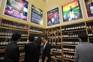 E-commerce threatens traditional traders in China's wine market | Vitabella Wine Daily Gossip | Scoop.it