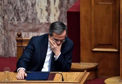 VU D'ALLEMAGNE • Une nouvelle crise grecque, le cauchemar des Européens | Union Européenne, une construction dans la tourmente | Scoop.it