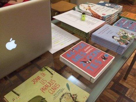 Joana Raspall: App Un món de poesia Joana Raspall   EL BADIU del CRP   Scoop.it