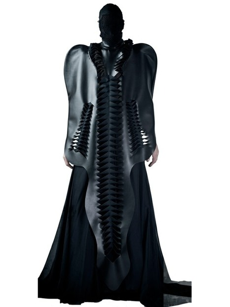 THE FRANZ MADONNA DRESS BY PETER MOVRIN | Vidi Fashion Factory (VIFF) | Scoop.it