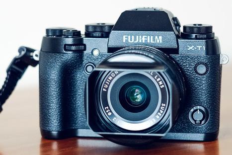 Beginners Guide to Different Types of Digital Cameras - Digital Photography School | Fujifilm X Series APS C sensor camera | Scoop.it