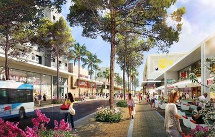 Six cents emplois à pourvoir pour le futur centre commercial de La Valette | La Boîte à Idées d'A3CV | Scoop.it
