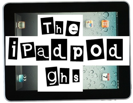 theipadpod - home | iPads in School | Scoop.it